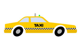 Taxi car Stock Photos