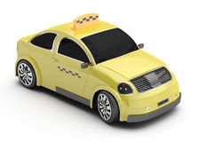 Taxi car Stock Photography