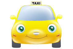 Taxi car Stock Photo
