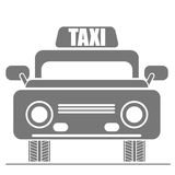Taxi Car Royalty Free Stock Photos