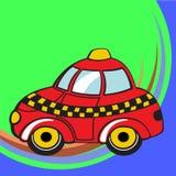 Taxi cobarde Foto de archivo libre de regalías