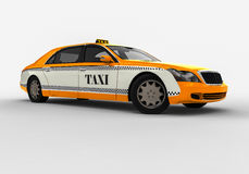 Taxi concept Stock Photography