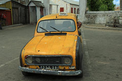 Taxi cubano Fotos de archivo