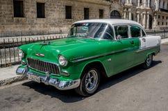 Taxi cubano Imagenes de archivo