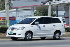 Taxi d'aéroport de Chiangmai Photo libre de droits