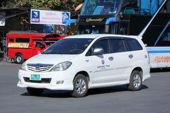 Taxi d'aéroport de Chiangmai Image libre de droits