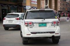 Taxi d'aéroport de Chiangmai Images stock