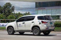 Taxi d'aéroport de Chiangmai Images libres de droits