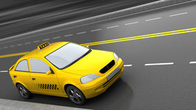 Taxi Royalty Free Stock Photos