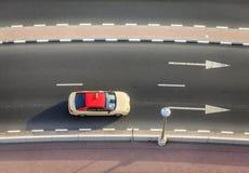 Taxi de Dubai Foto de archivo libre de regalías