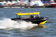 Taxi de l'eau Image libre de droits