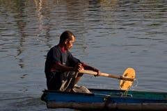 Taxi de l'eau Images libres de droits