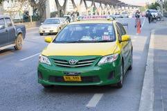 Taxi de la Thaïlande Images libres de droits