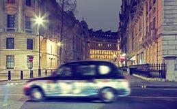 Taxi de Londres Fotos de archivo