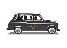 Taxi de Londres Fotografía de archivo