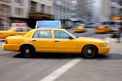 Taxi de New York City Image libre de droits