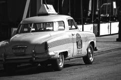 Taxi de NY Foto de archivo