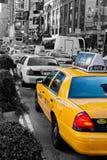 Taxi de NYC Image libre de droits