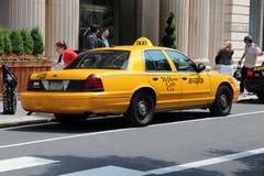 Taxi de Philadelphie Image libre de droits