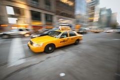 Taxi de taxi Image libre de droits