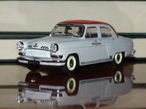 Taxi de Volga M21 Imágenes de archivo libres de regalías