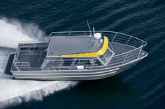 Taxi del agua Imagen de archivo libre de regalías