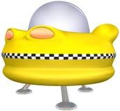 Taxi del espacio Imagen de archivo