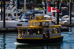 Taxi del mar Fotos de archivo