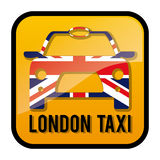 Taxi design Stock Photo
