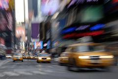Taxi di New York Immagine Stock Libera da Diritti