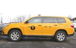 Taxi di New York Immagini Stock Libere da Diritti