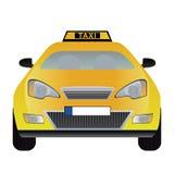 Taxi di vettore Immagine Stock