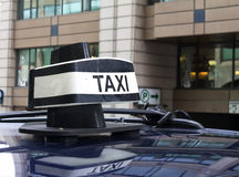 Taxi dome Stock Photo