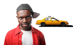 Taxi driver Stock Photos