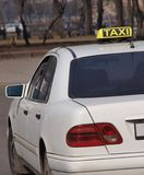 Taxi driver Stock Photography