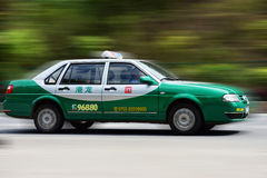 A taxi Stock Image
