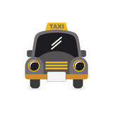 Taxi icon Stock Images