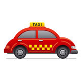 Taxi icon Stock Photography