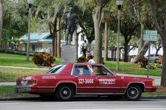 Taxi indépendant Photographie stock