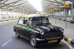 Taxi indien Photo libre de droits