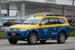 Taxi-Meter chiangmai, Nissan Sylphy Lizenzfreies Stockfoto
