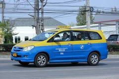 Taxi Meter chiangmai, Toyota Innova Royalty Free Stock Image
