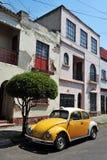 Taxi mexicano Imágenes de archivo libres de regalías