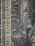 Taxi in New York city Royalty Free Stock Photography