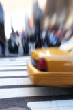 Taxi NYC Stock Images