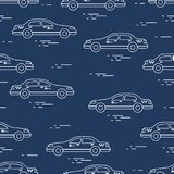 Taxi pattern. stock illustration