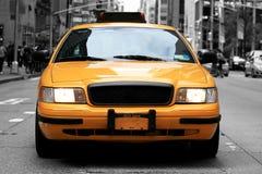 Taxi, retro car Stock Photo
