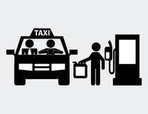 Taxi service. Design, vector illustration eps10 graphic Stock Photo