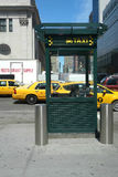 Taxi Stand Stock Photography