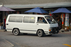 Taxi sud-africain Images stock